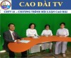 CDTV 21 - PROGRAMME TALK SHOW ENTRE VIETTV AND CAODAI TV