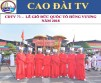 CDTV 73 – MEMORIAL SERVICE FOR KING HUNG VUONG - YEAR 2018