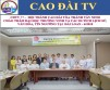 CDTV 77 – VISITE À L' UNIVERSITÉ CATHOLIQUE CHANG JUNG À TAINAN, TAIWAN – 20 JUIN 2018