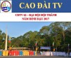 CDTV 62 – GENERAL ASSEMBLY OF THE CAO DAI SACERDOTAL COUNCIL - YEAR 2017