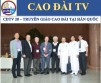 CDTV 28 - CESNUR CONFERENCE IN SEOUL KOREA