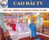 CDTV 110 –  CAO DAI NEWS IN DECEMBER 2020