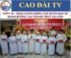 CDTV 24 - OPENING SESSION FOR RELIGIOUS STUDIES AT SAIGON CAODAI TEMPLE