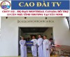 CDTV 112 – DONATION OF 12 CHARITABLE HOMES IN  TAY NINH PROVINCE BY CAO DAI MONTREAL CANADA CONGREGA