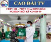 CDTV 101 – CHARITY DONATION TO NEEDY PEOPLE IN TIME OF CORONAVIRUS AND REPORTAGE AT THE CAO DAI INCE