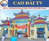 CDTV 5 - INAUGURATION OF THE CAODAI TEMPLE KHO HIEN TRANG