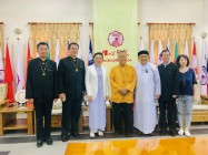 CAO DAI RELIGIOUS ACTIVITIES IN TAIPEI JULY 17-18, 2019
